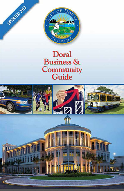 Doral Business & Community Guide.