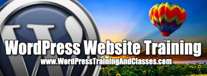 WordPress Website Training, a Doral Chamber of Commerce workshop.