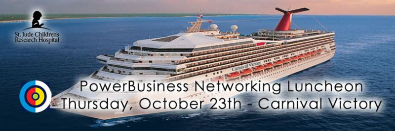 Doral Chamber of Commerce Business Lunch at Carnival Victory with Albert M. Carvalho