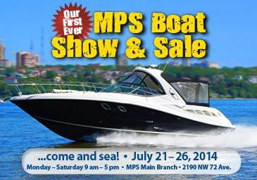 MPS Boat Show & Sale, Doral Chamber of Commerce event.