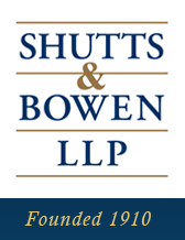 Shutts & Bowen Attorneys Doral Chamber of Commerce