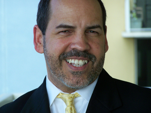 Manny Sarmiento, CEO of the Doral Chamber of Commerce.