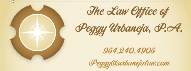 Law Office of Peggy Urbaneja P.A. Automobile Accident, Bankruptcy, Family Law, Foreclosure, Immigration, Personal Injury