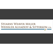 Stearns Weaver Miller law firm and member of Doral Chamber of Commerce.
