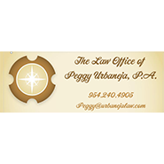 Law Office of Peggy Urbaneja P.A. Automobile Accident, Bankruptcy, Family Law, Foreclosure, Immigration, Personal Injury Member of Doral Chamber of Commerce
