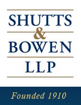 Shutts & Bowen LLP, a Doral Chamber of Commerce member.