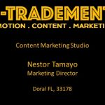 E-Tradement, a Doral Chamber of Commerce member.