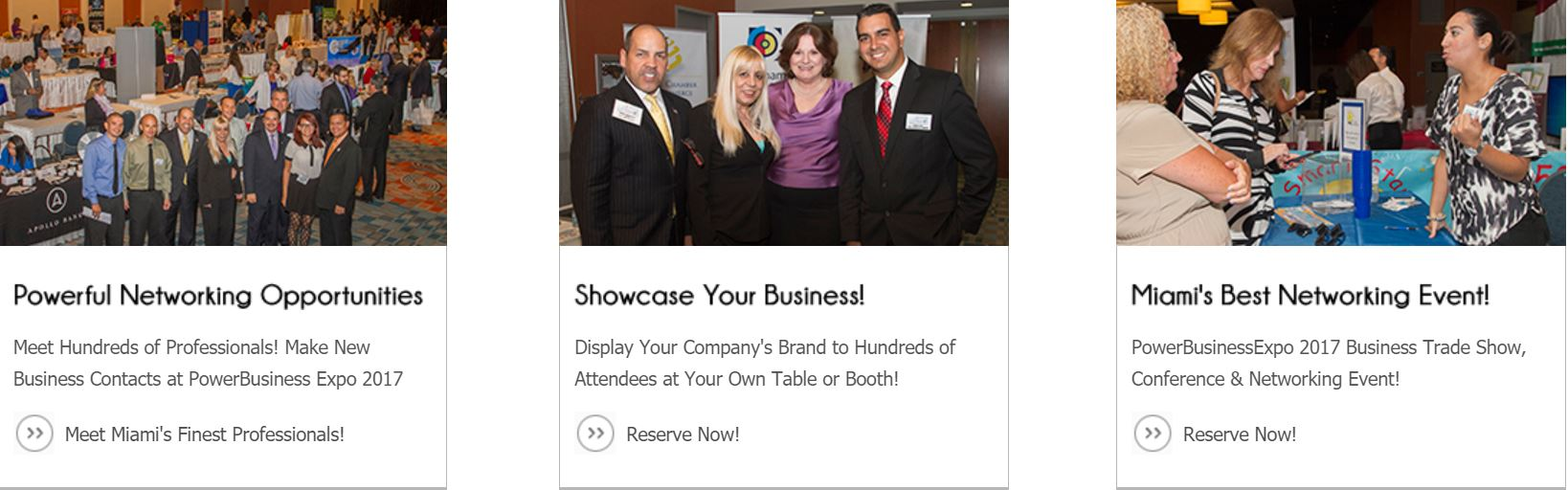 Power Business Expo Website Lower Footer.