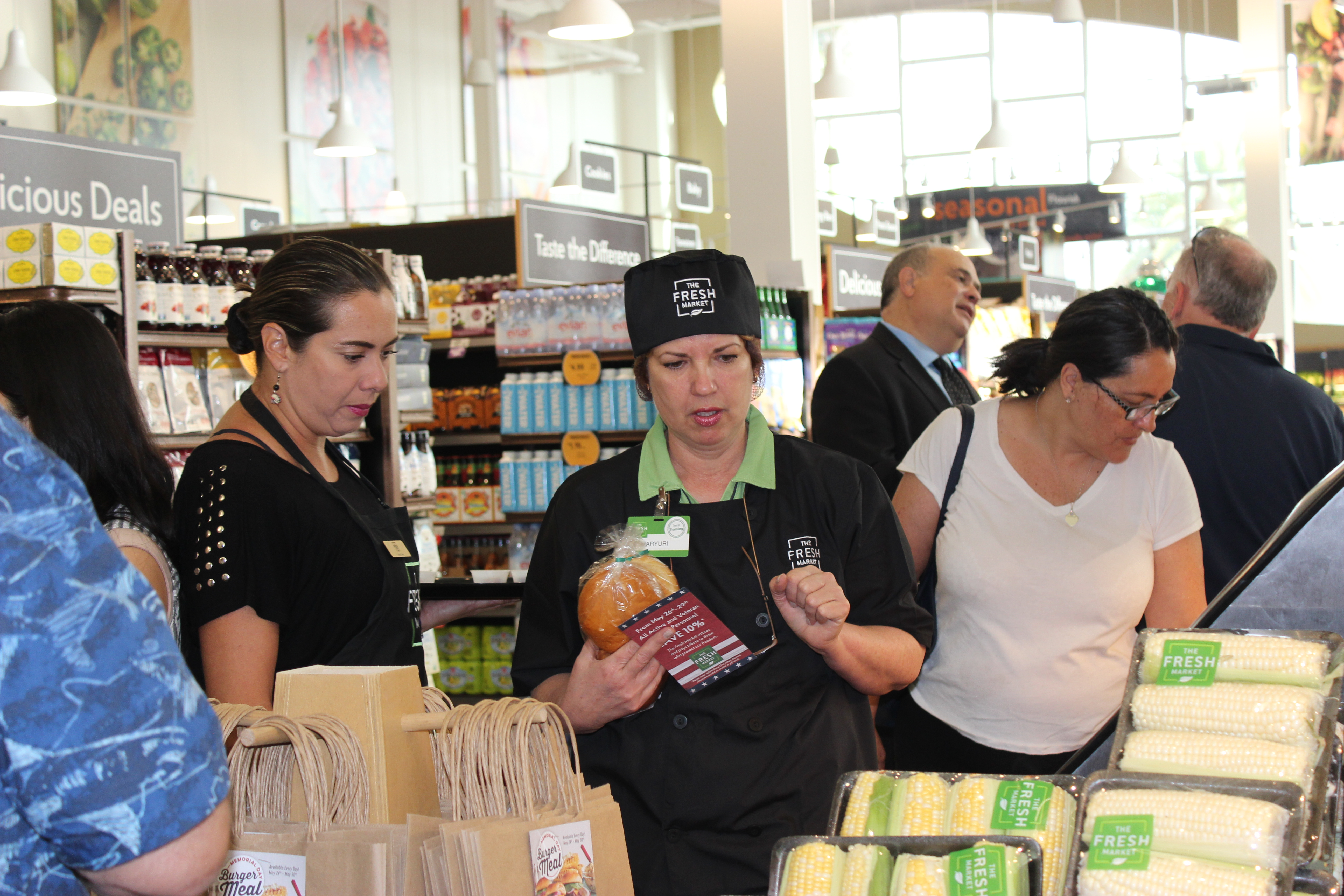 The Fresh Marketing Grand Opening, a Doral Chamber of Commerce event.