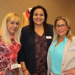 Ladies at the event from PowerBusiness Expo May 2017, Doral Chamber of Commerce event.