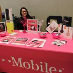 T-Mobile at PowerBusiness Expo May 2017, Doral Chamber of Commerce event.