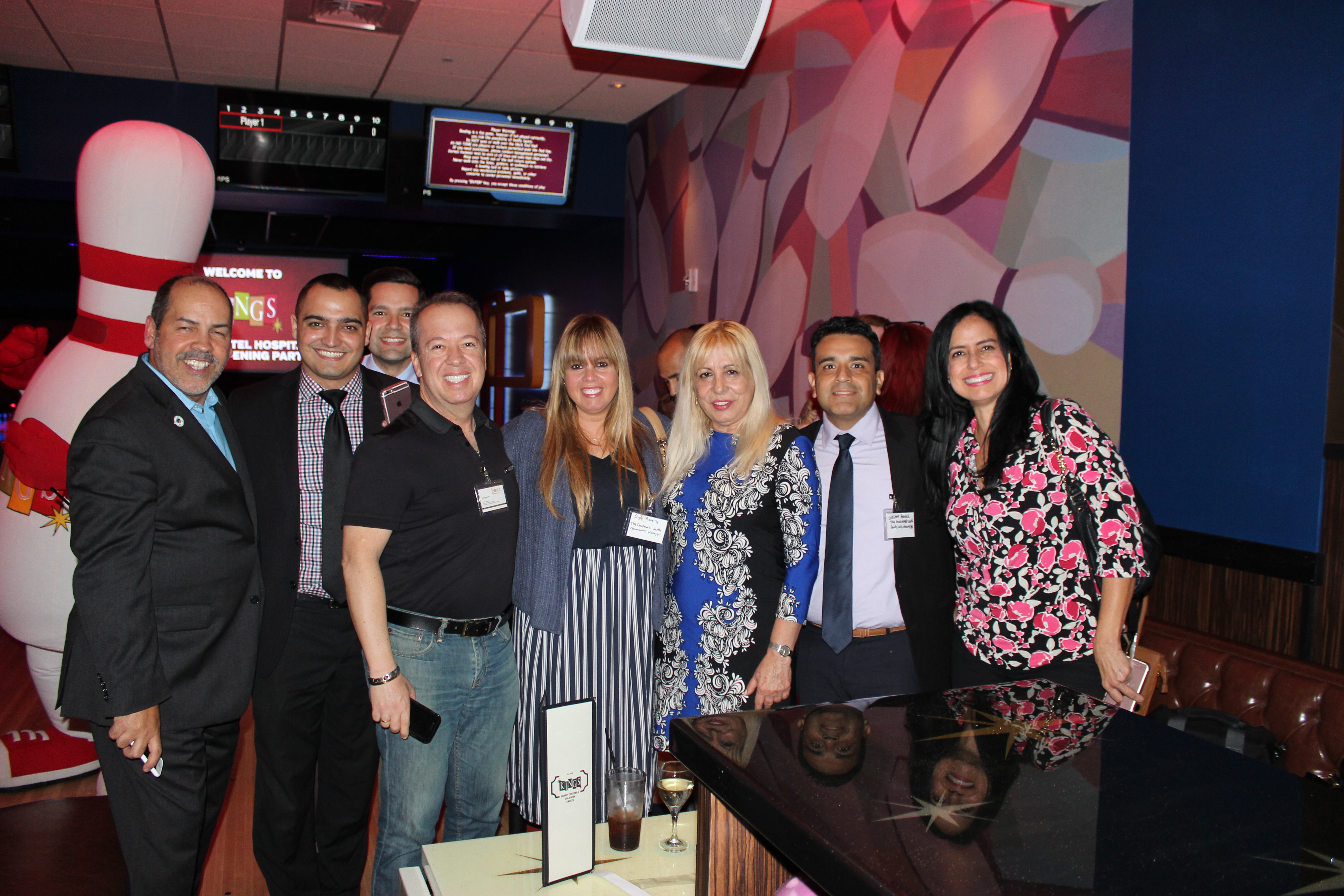 Kings Bowl Grand Opening- Doral Chamber (30)