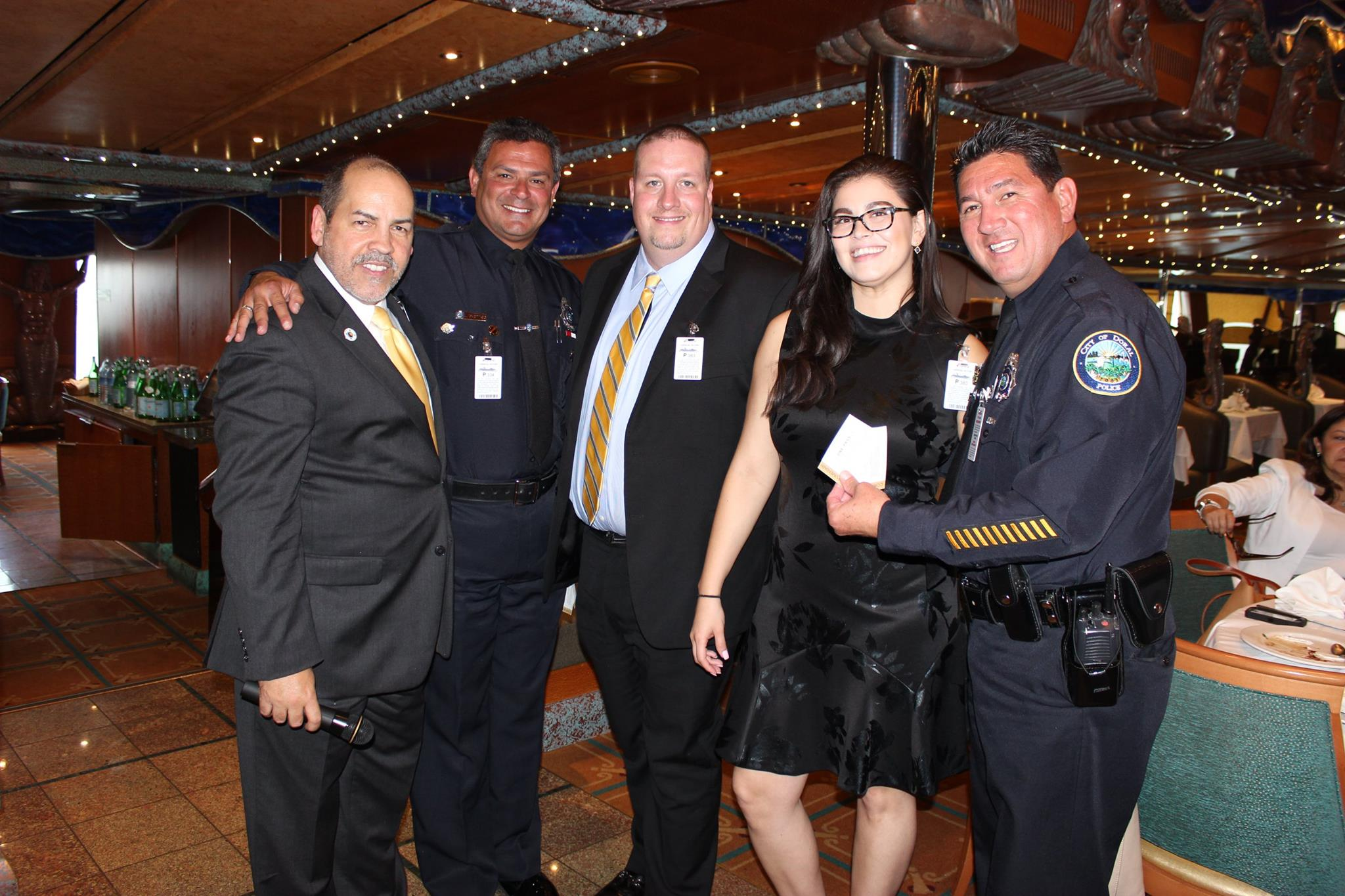 Carnival Cruise, a Doral Chamber of Commerce event.