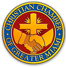 Christian Chamber of Greater Miami, a Doral Chamber of Commerce member.