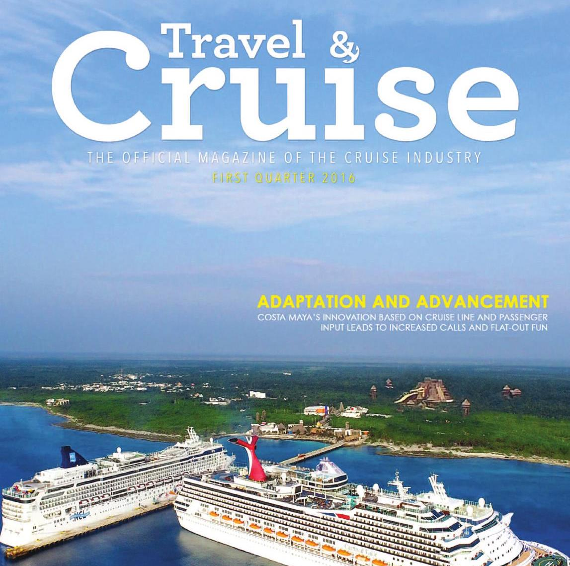 Independent Publishing Company Cruise & Travel Magazine, a Doral Chamber of Commerce member.