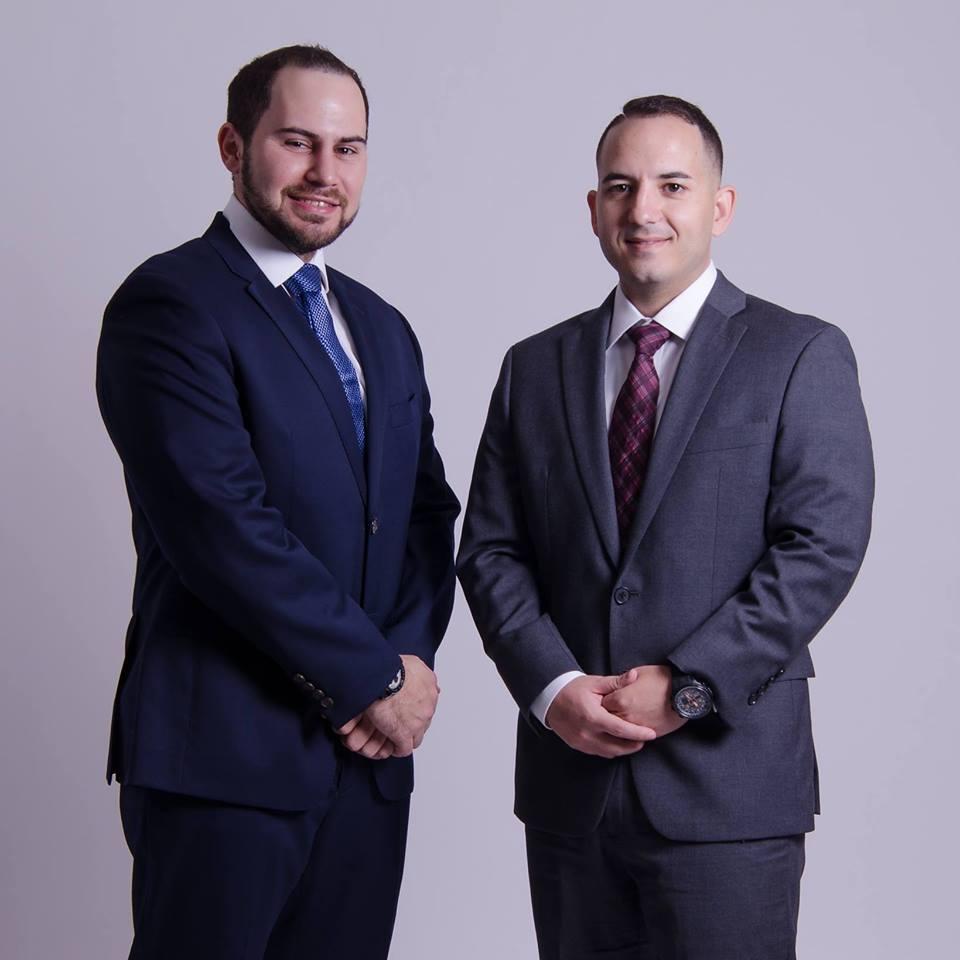 Perez and Roman, Doral Chamber of Commerce members headshot.
