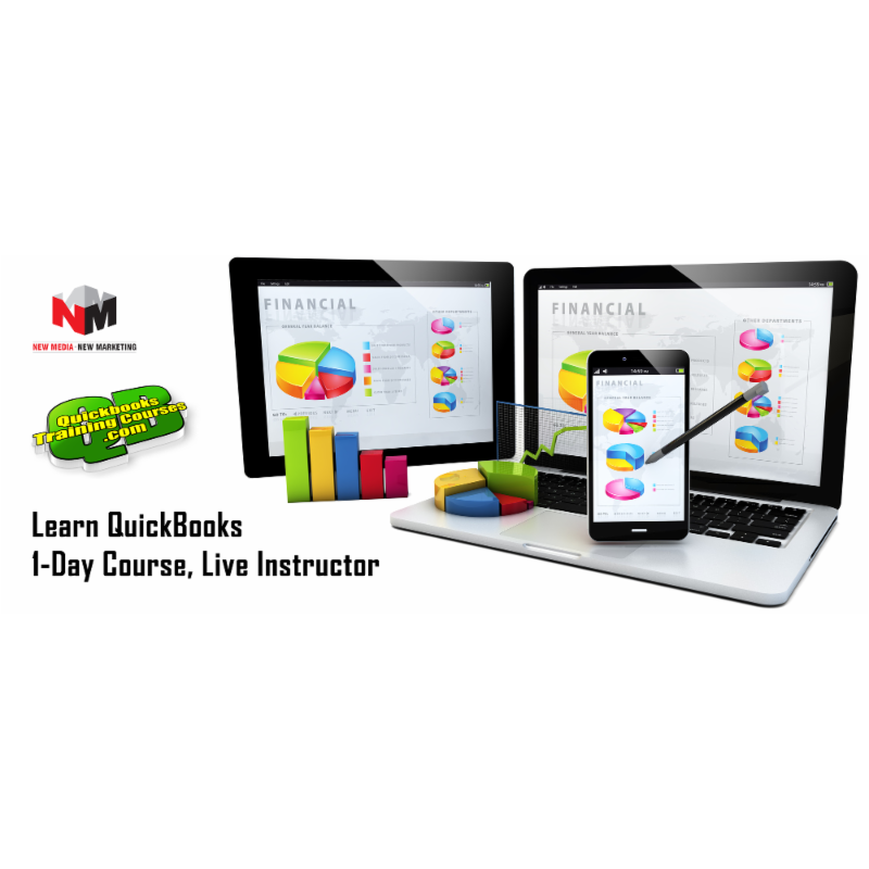Quickbooks 1-day Live Course, a Doral Chamber of Commerce workshop.