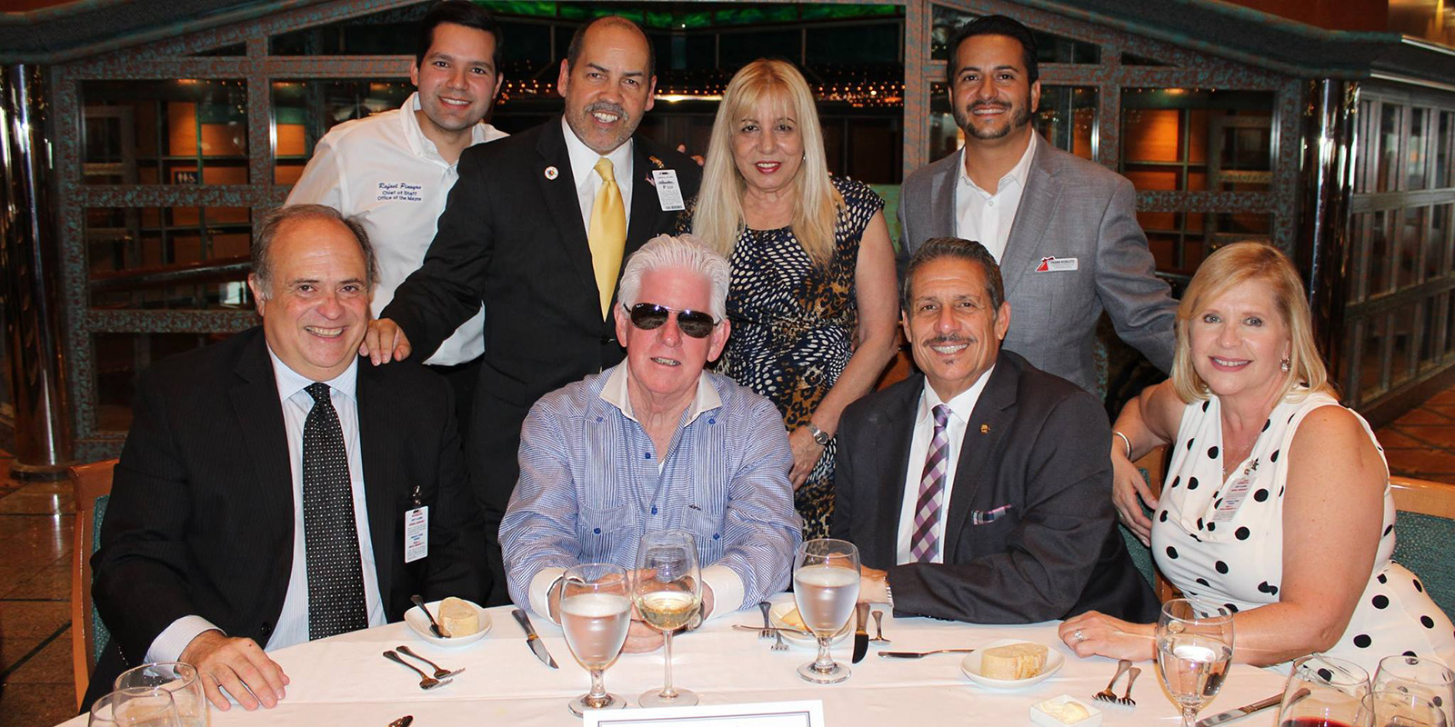 Carnival Cruise Luncheon, a Doral Chamber of Commerce event.