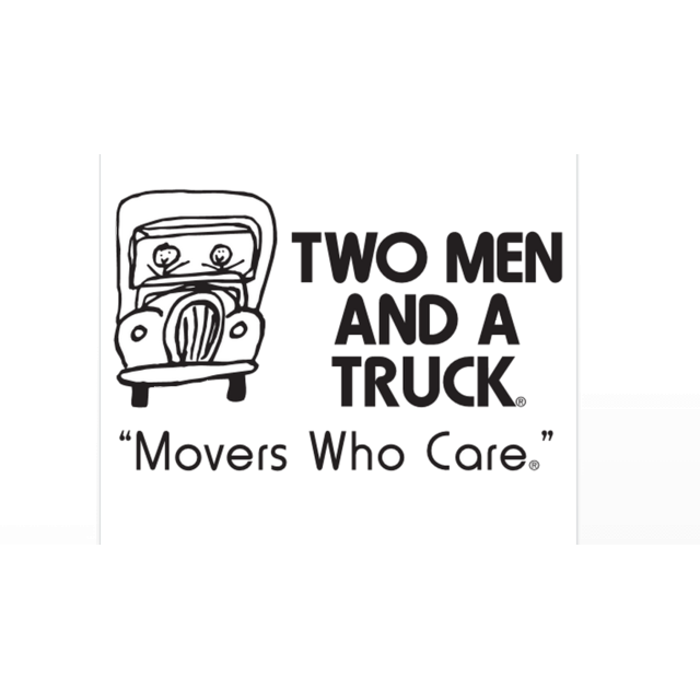 Two men and a trucks, a Doral Chamber of Commerce member.