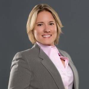 Nicole Alvarez, a Doral Chamber of Commerce member.