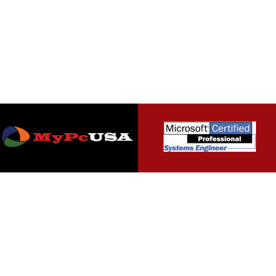 MyPCUSA Microsoft Certified Professional Systems Engineer, a Doral Chamber of Commerce member.