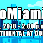 ExpoMiami 2018 event at Intercontinental Doral Miami.