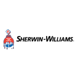 Doral Chamber of Commerce introduces Sherwin-Williams as a trustee member.