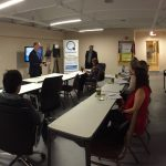 Doral Chamber of Commerce introduces it's own training room for rental.