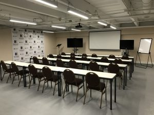Doral Chamber of Commerce training room available for rent.