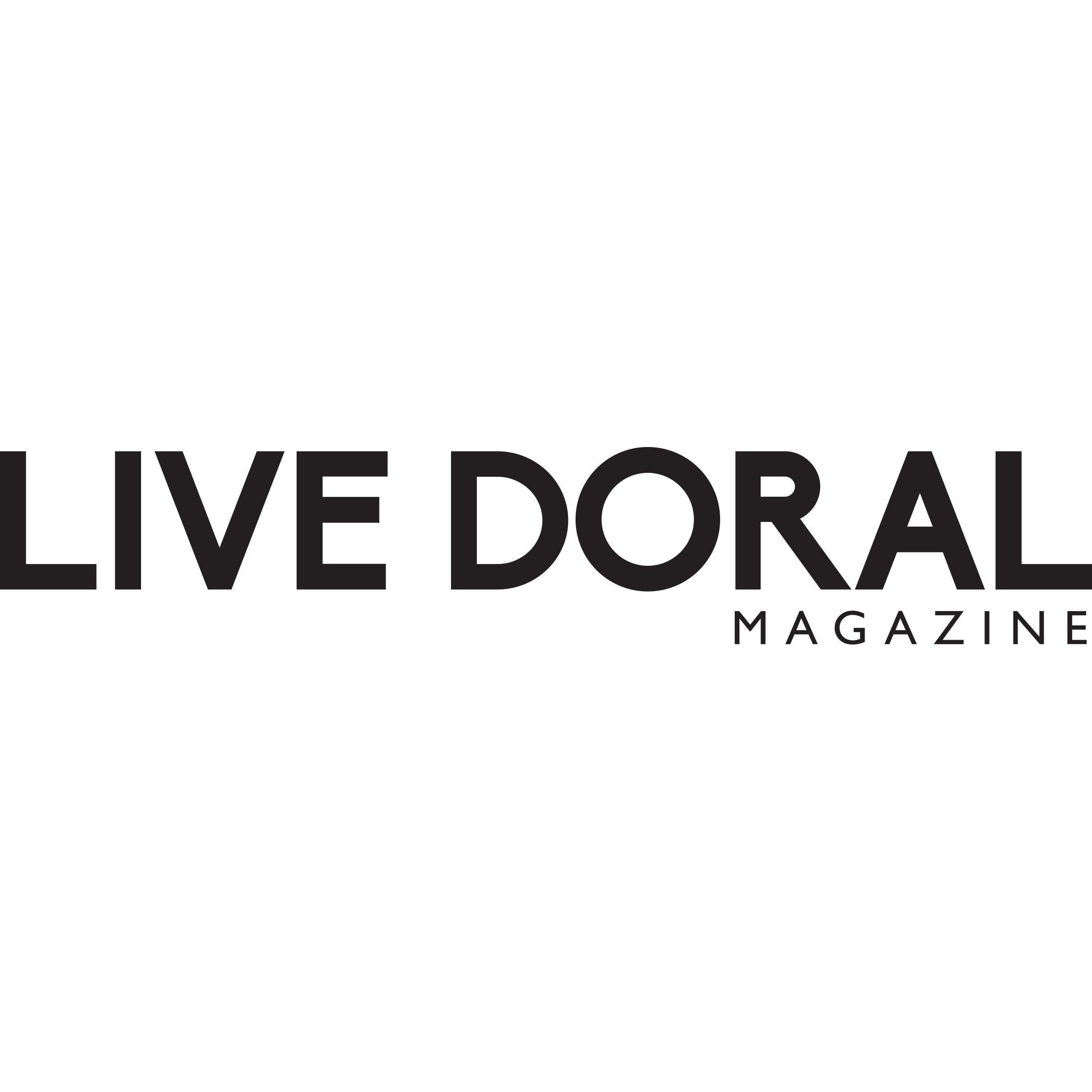 Doral Chamber of Commerce introduces Live Doral Magazine.