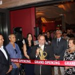 El Gran Inka Grand Opening ribbon cutting by the Doral Chamber of Commerce.