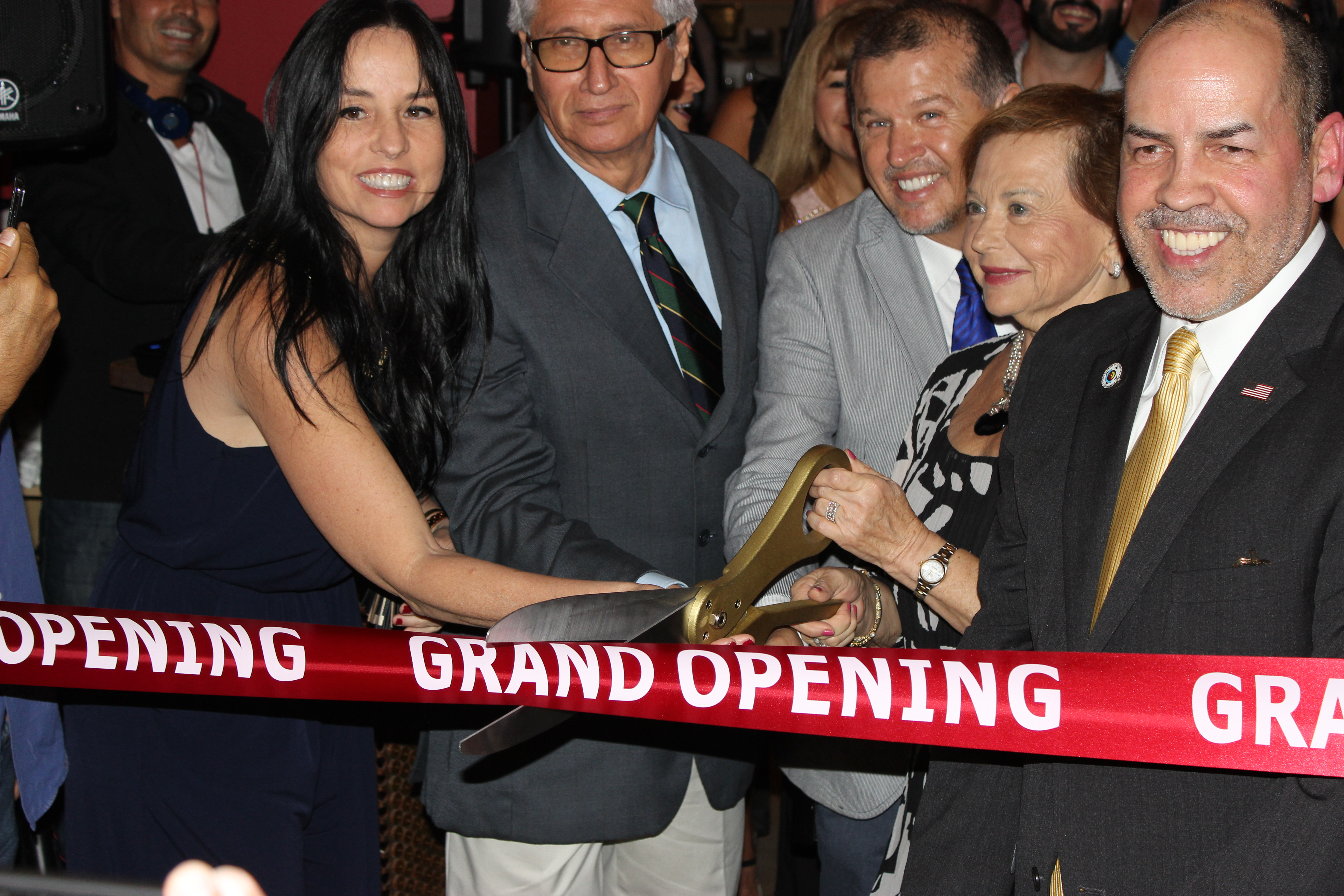 Doral Chamber of Commerce introduces El Gran Inka Grand Opening.