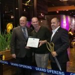 Doral Chamber of Commerce event in Copper Blues Grand Opening.