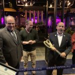 Ribbon Cutting with the Mayor hosted by the Doral Chamber of Commerce at Copper Blues Improv.