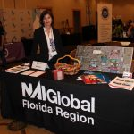 NAIGlobal Florida Region representing business in ExpoMiami 2018 hosted by the Doral Chamber of Commerce.