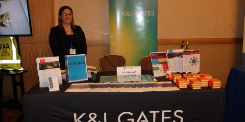 K&L Gates representing business in ExpoMiami 2018 hosted by the Doral Chamber of Commerce.