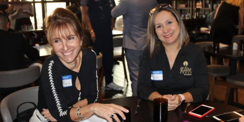 ElitePress at Gusto Ristobar Luncheon hosted by the Doral Chamber of Commerce.