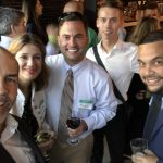 Group Selfie with members at King's Bowl Business Networking.