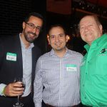 Group photo taken in King's Bowl Business Networking event hosted by the Doral Chamber of Commerce.