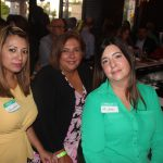 Group photo in King's Bowl Business Networking event hosted by the Doral Chamber of Commerce.
