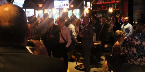 King's Bowl Business Networking event hosted by the Doral Chamber of Commerce.