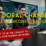 Doral Chamber of Commerce introduces Circle of Success Strategy Meeting Event.