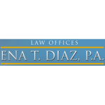 Doral Chamber of Commerce introduces the Law Offices of Ena T. Diaz, P.A. Law Firm.