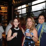 Doral Chamber of Commerce introduces Novecento Grand Opening, ladies taking a group photo.