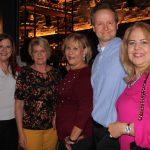 Doral Chamber of Commerce introduces Novecento Grand Opening group photo together.