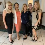 Doral Chamber of Commerce Carnival Cruise Luncheon 2019, Networking Event in Miami, Florida. DCC Staff Ladies.