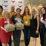 Doral Chamber of Commerce IKEA Speed Networking Event, group photo with IKEA managers and DCC Members.