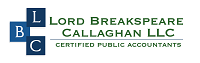 Lord Breakspear Callaghan LLC Certified Public Accountant.