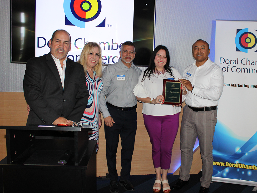Oops! We Did it Again! The Doral Chamber is Back with Another Successful Networking Event! Thank You Coral Gables Trust, Topgolf, our Amazing Members & Guests