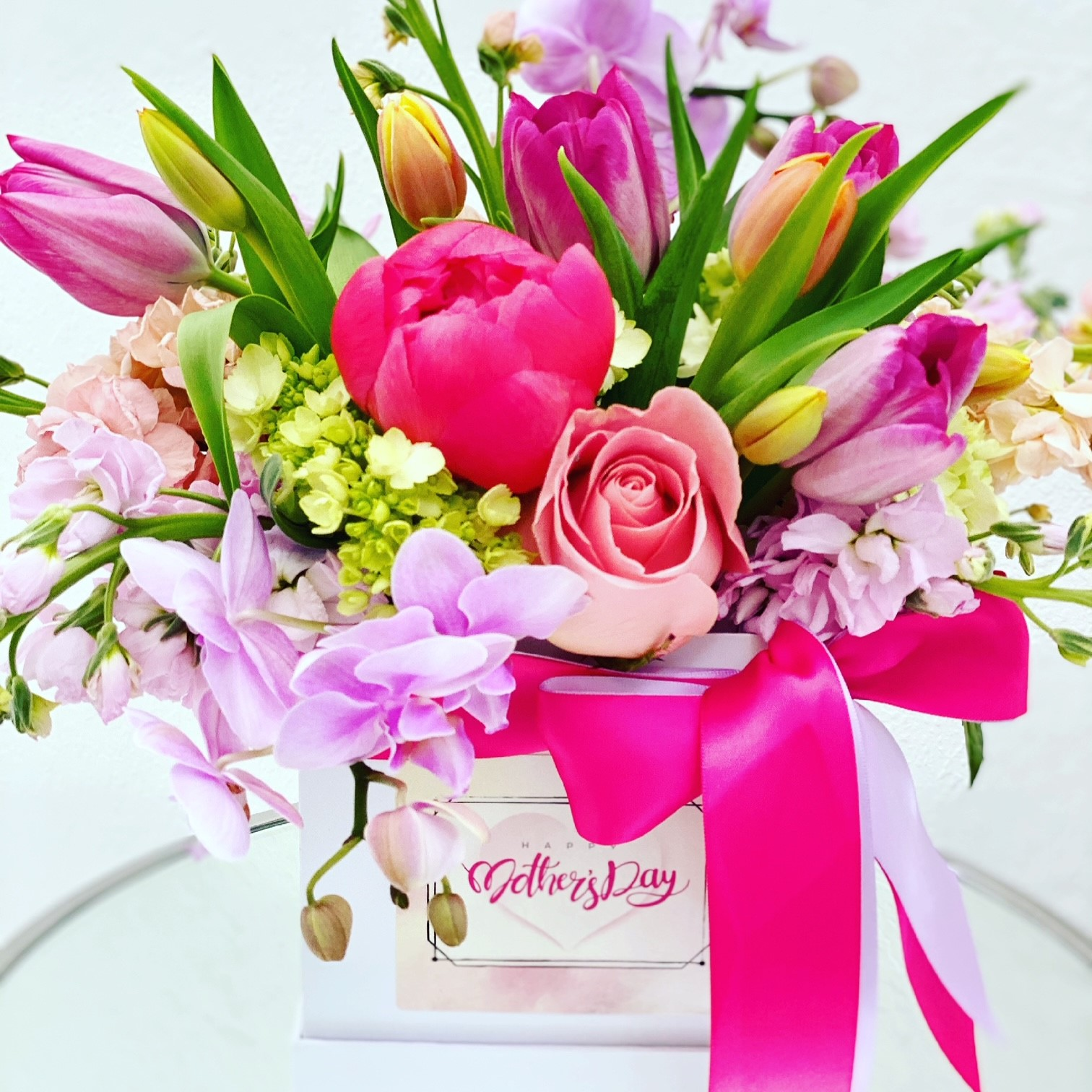 Doral Orchids Miami. Mother's Day Bouquets - Order Early! A Doral Chamber of Commerce Member.